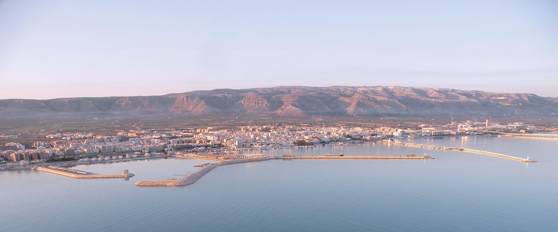 171 Cappotti 187 Per Gli Edifici Del Nuovo Porto Turistico Di