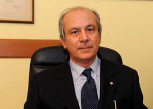 Armando Zambrano, presidente del Consiglio nazionale degli ingegneri.