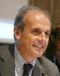 Claudio De Albertis, presidente Assimpredil Ance