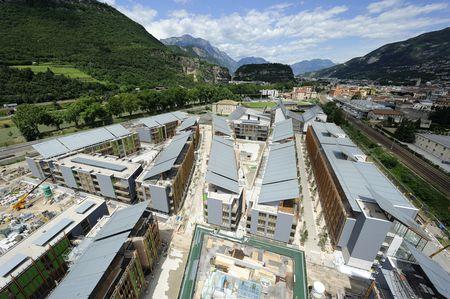 Rigenerare le citt con la resilienza il nuovo cantiere for 2 piani di costruzione di edifici in metallo