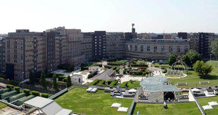 Ospedale San Raffaele di Milano.