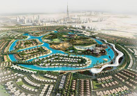 Proyecto Mohammed Bin Rashid City - Dubai2.