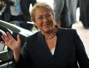 Michelle Bachelet | presidente del Cile