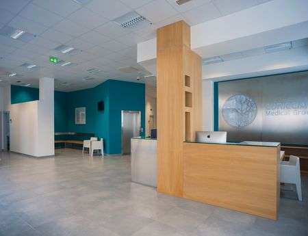 Coricciati Medical Group- Lecce interni
