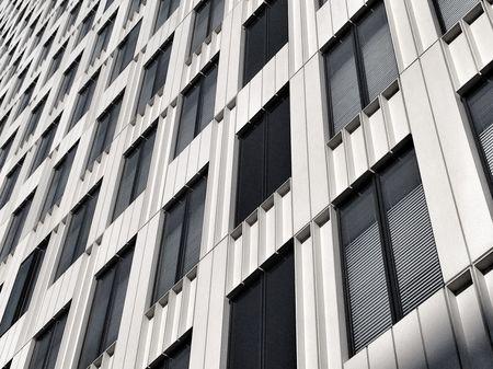 Facciata in fibra di vetro cemento luminoso il nuovo - Condensa finestre doppi vetri ...