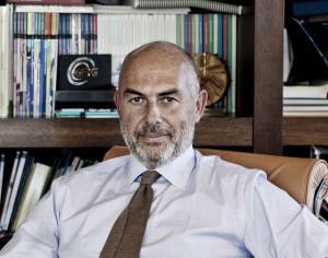 Edoardo Garrone, Presidente Erg.