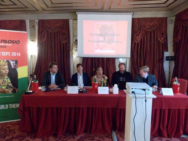 conferenza stampa pilosio