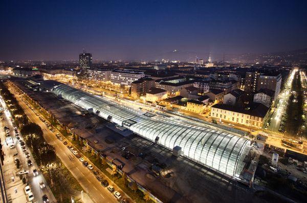 Stazione di Torino Porta Susa, Arup | Foto di Michele d'Ottavio.