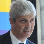 Gian Vito Graziano, presidente del Consiglio nazionale dei geologi italiani.