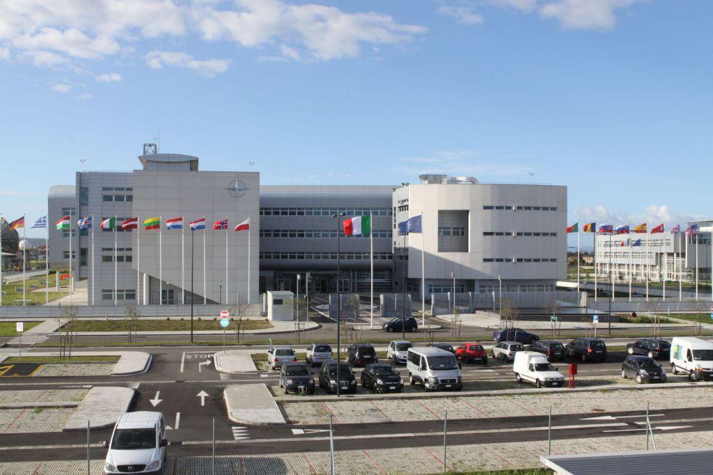 Napoli | Il nuovo quartier generale regionale della Nato.