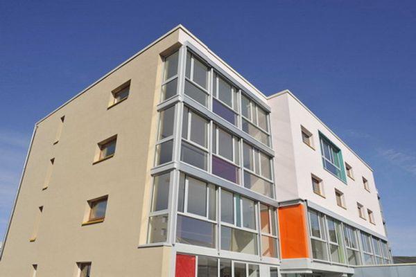 Il progetto di social housing La Clairière, nel comune di Bètheny, in Francia. (foto Frankreich)