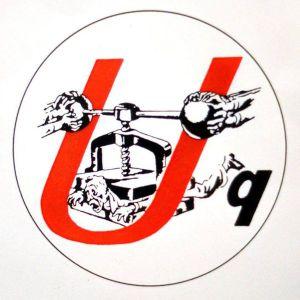 Simbolo del movimento l'Uomo Qualunque di Guglielmo Giannini
