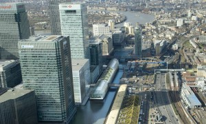 Crossrail | Canary Wharf Station