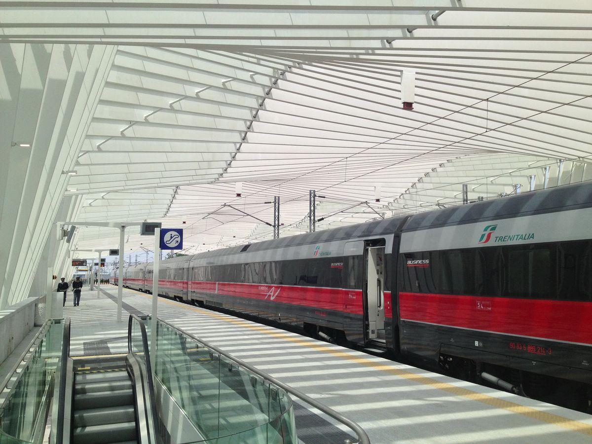 Stazione Alta Velocità di Reggio Emilia