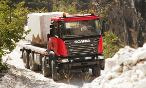 Scania G 440 6x6 Off-road