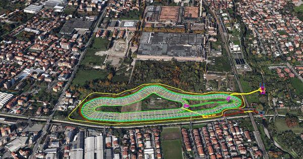 Il progetto della vasca di laminazione di Paderno Dugnano (Milano).