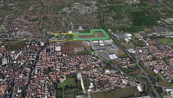 Il progetto della vasca di laminazione di Varedo (Milano).