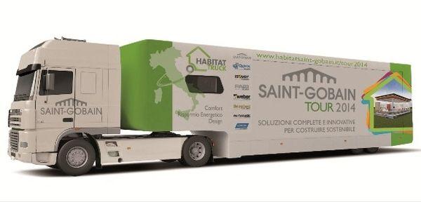 Truck Saint-Gobain