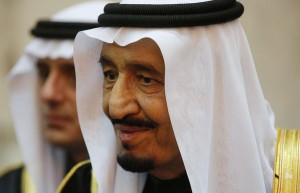 Arabia Saudita, Riyad re Salman