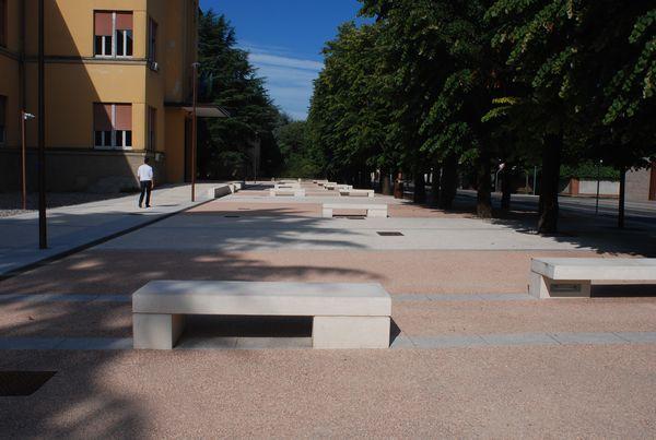 Pavimentazioni LevoFloor di Levocell, brand di Ruredil calcestruzzo