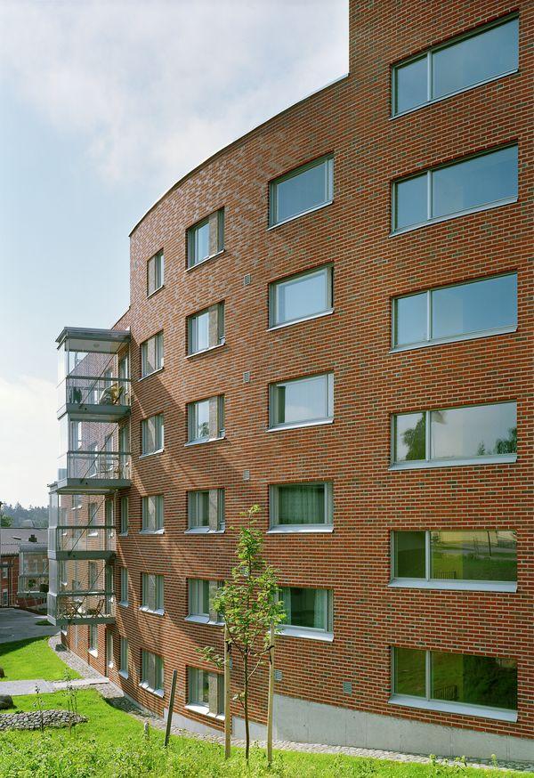 Complesso residenziale Kompassi Block Vaasa, Finlandia