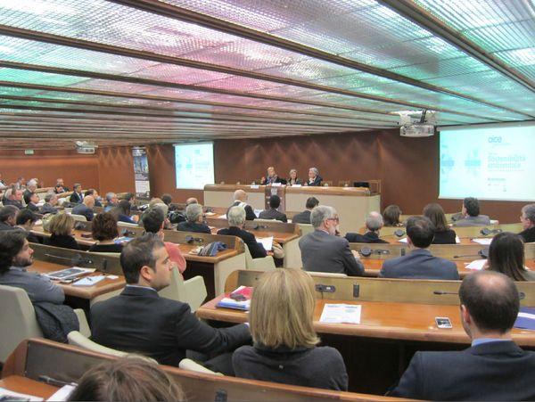 Workshop OICE sulla sostenibilità ambientale