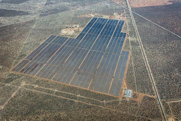 fotovoltaico Africa