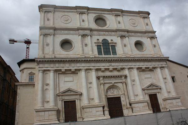 Basilica di San Bernardino a L'Aquila