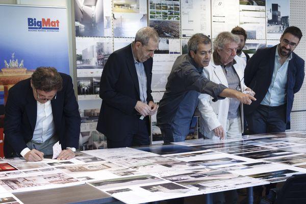 Presentati i 100 candidati della seconda edizione del for Architetti studi architettura brescia