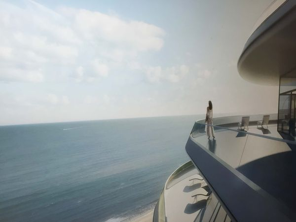 Ampi terrazzi per il Faena House di Miami Beach