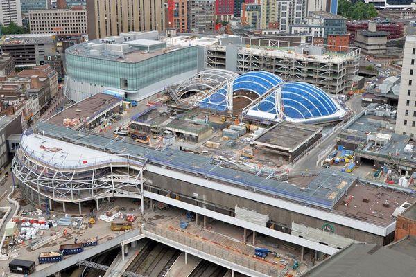 New Birmingham Station