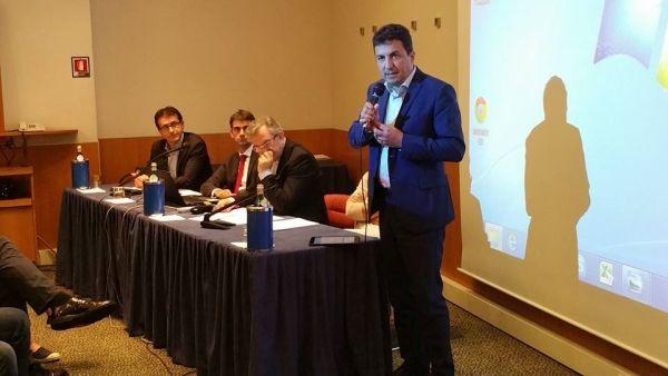 L'intervento di Roberto Reggi, Direttore dell'Agenzia del Demanio.