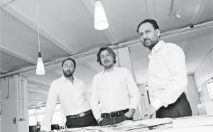 Wolfram Putz, Lars Kruckeberg, Thomas Willemeit | Studi Graft