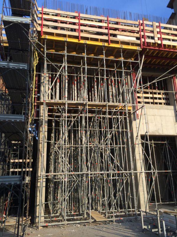 Il Sistema Multidirezionale Alsina a sostegno dei solai di copertura.