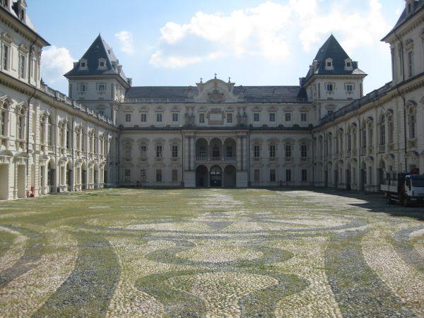 Il castello del Valentino.