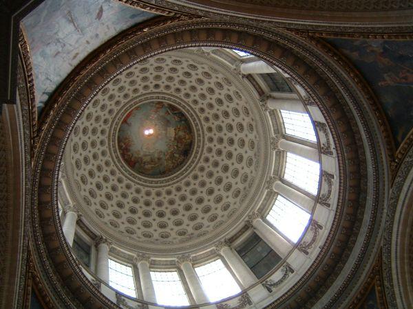 La cupola interna.