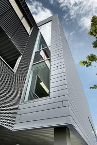 Julia Fügenschuh | Sstudio Fügenschuh Hrdlovics Architekten «L'ammodernamento e l'ampliamento di questo edificio è stato come un intervento chirurgico a cuore aperto»