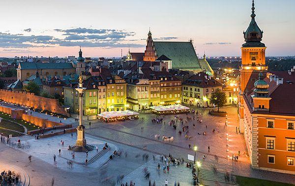 Centro-Storico-Varsavia