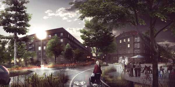 Copenhagen | I quartieri. Un anno dopo l'alluvione del 2011, la capitale danese ha varato il Copenhagen Climate Plan. Oggi la municipalità sta realizzando gli interventi in diversi quartieri.