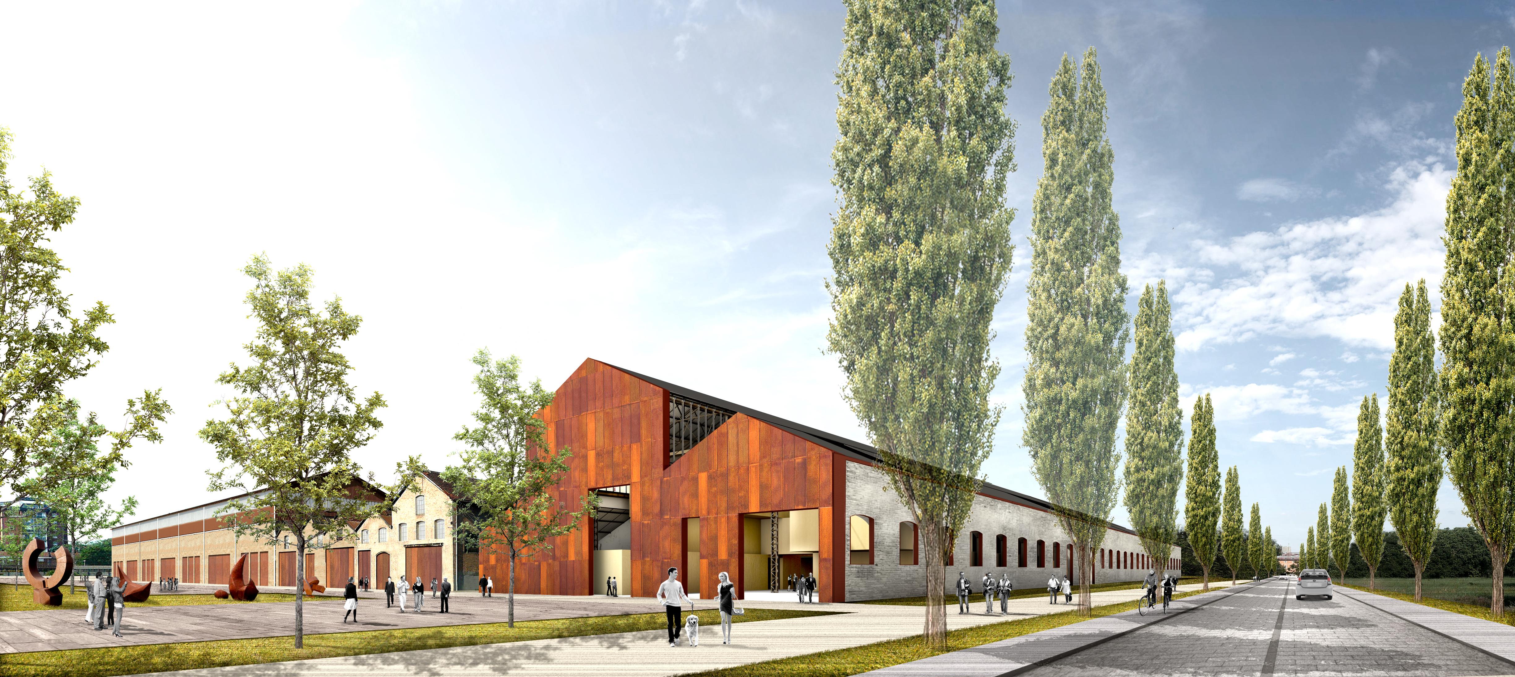 Ente locale investitore immobiliare per attivare l for Piani di progettazione moderni capannone