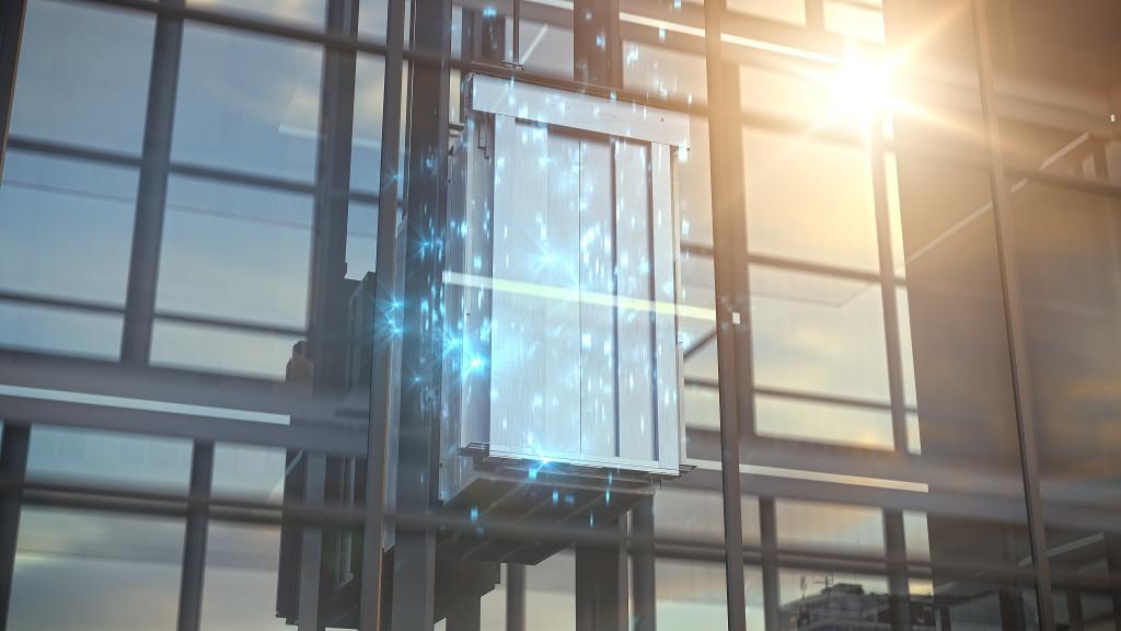MAX elevator thyssenkrupp
