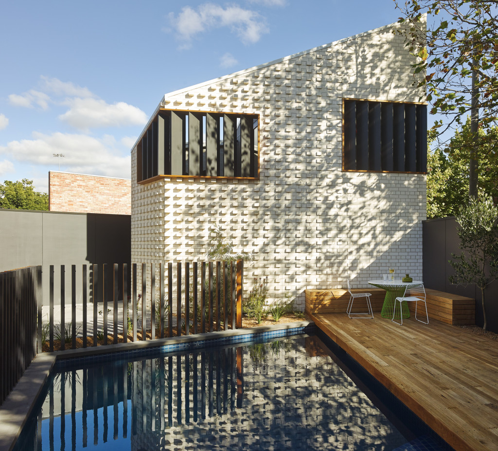 MAKE Architecture, Small Brick Studio a Abbotsford, Australia