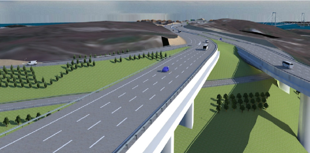 Autostrada Gebze-Orhangazi-Izmir, Astaldi