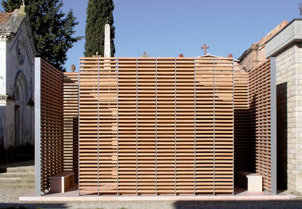 Alessandro Bulletti, Cappella funeraria a San Nicolò di Celle a Deruta, Perugia.