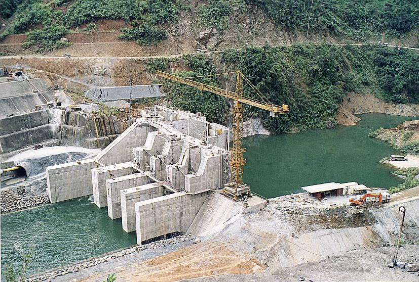 Casecnan Multipurpose Power Project, Filippine, Cmc.