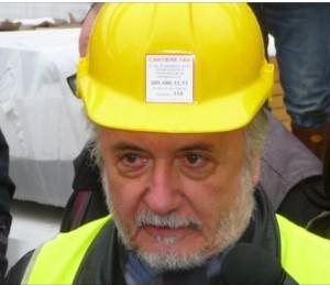 Mario Virano, direttore generale di Telt.
