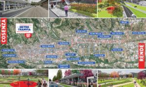 A Cmc di Ravenna la commessa per la progettazione e realizzazione per la metro leggera di Cosenza
