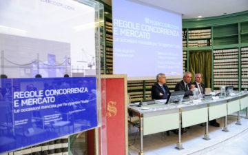 Regole concorrenza e mercato: le occasioni mancate per far ripartire l'Italia
