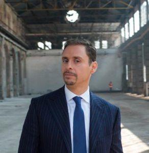 Massimo Lapucci, direttore generale della società Ogr-Crt.