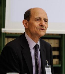 Marco D'Alberti, professore ordinario di Diritto amministrativo dell'Università La Sapienza.